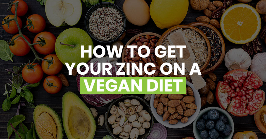 zinc and vegan diet