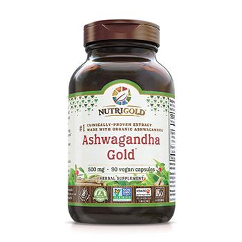 NurtiGold Ashwagandha Gold Product