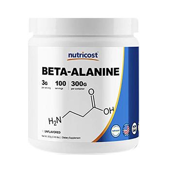 Nutricost Beta-Alanine Product