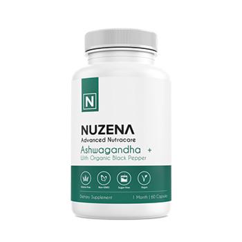 Nuzena Organic Ashwagandha Product