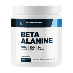 Transparent Labs Beta-Alanine Sidebar