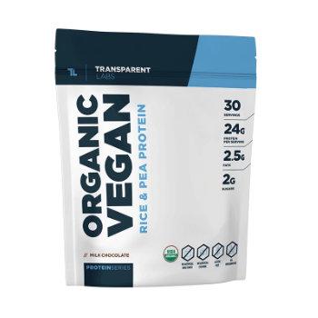 organic vegan