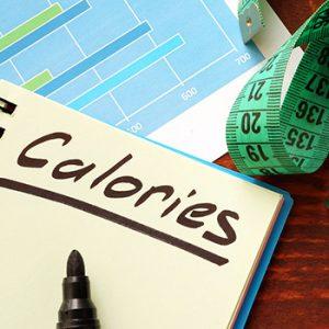 notes about calories