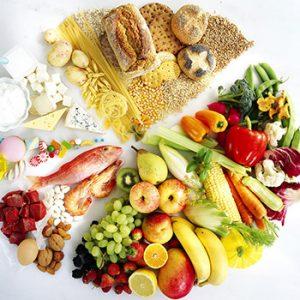 Macros enabled food