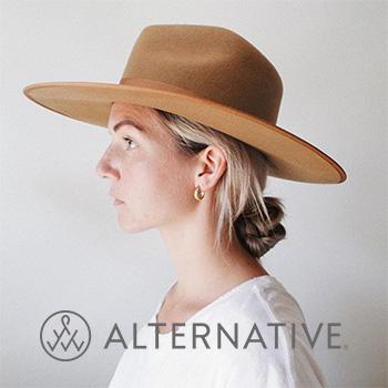Women Wearing Alternative Apparel Hat