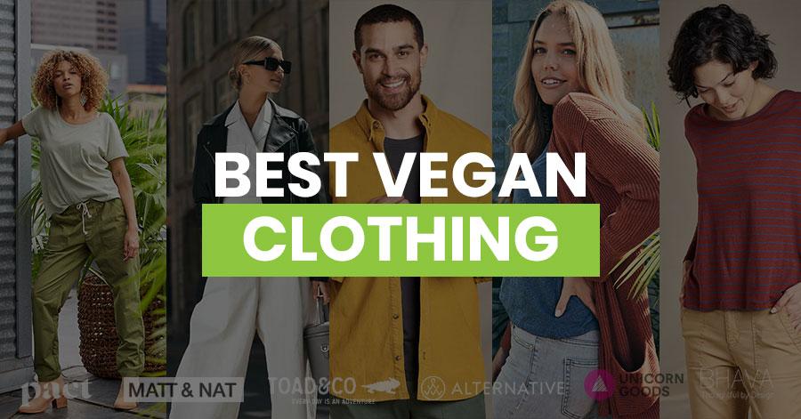 Best Vegan Clothing featured image