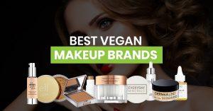 Best Vegan Makeup Brands Featured