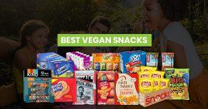 Best Vegan Snacks featured image