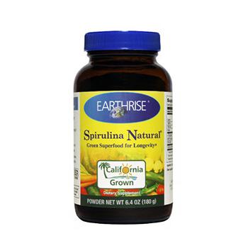 Earthrise Spirulina Natural Product
