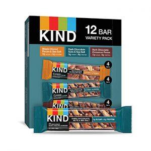 KIND Snacks Sidebar