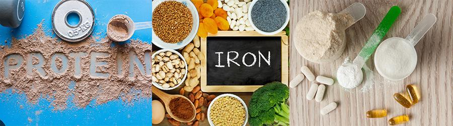 Protein Powder,Iron Providers