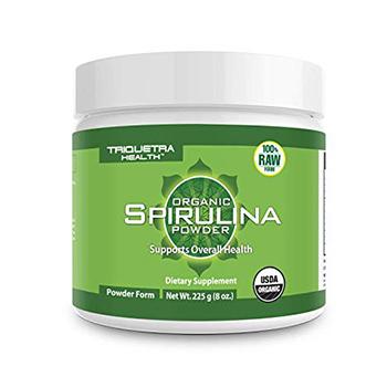 Triquetra Health Organic Spirulina Product