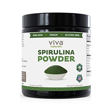 Viva Naturals Spirulina Product