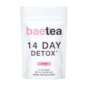 Baetea 14 Day Teatox Detox Herbal Tea Sidebar