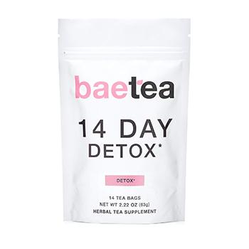 Baetea 14 Day Teatox Detox Herbal Tea