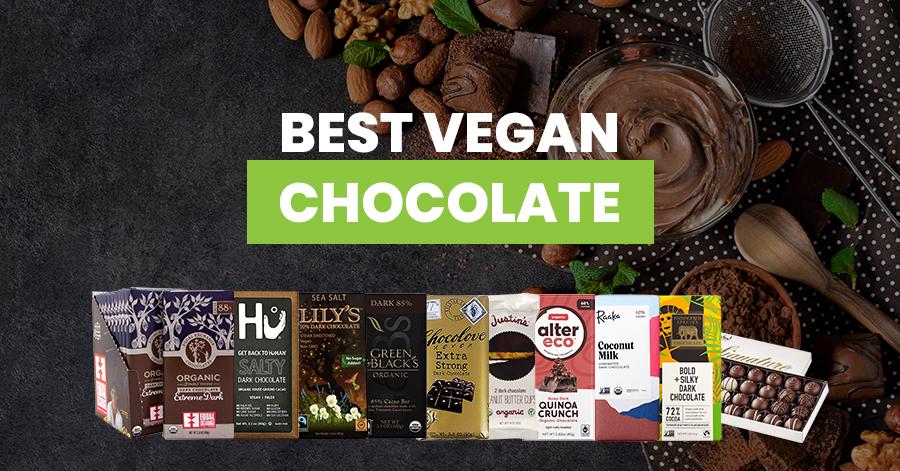 Best Vegan Chocolate Featured Image