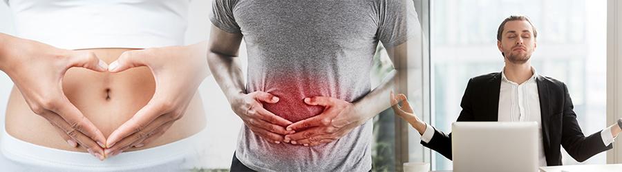 Digestion Bloting & Stress