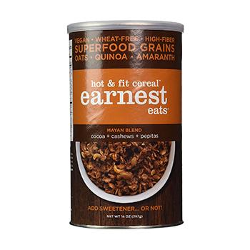 Earnest Eats Hot Cereal