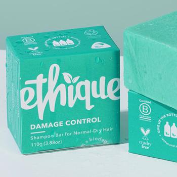 Ethique Eco-Friendly Solid Shampoo Bar Product