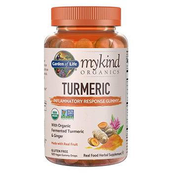 Garden of Life Turmeric Product