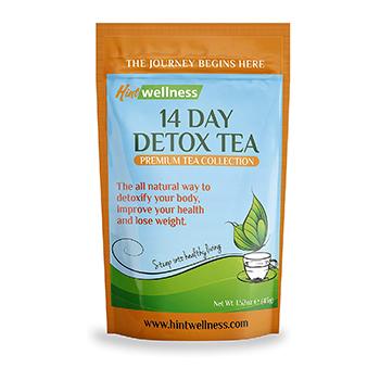 Hint Wellness Detox Tea Product