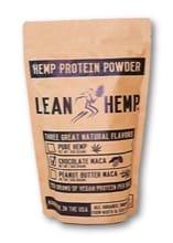 LeanHemp Chocolate Hemp Protein Powder