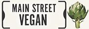 Main Street Vegan Logo