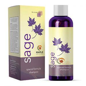 Maple Holistics Sage Shampoo Sidebar
