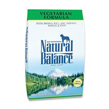 Natural Balance Vegetarian Dry Dog Food Product