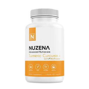 Nuzena Turmeric Curcumin Product