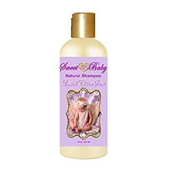 Sweet Baby Natural Shampoo Product