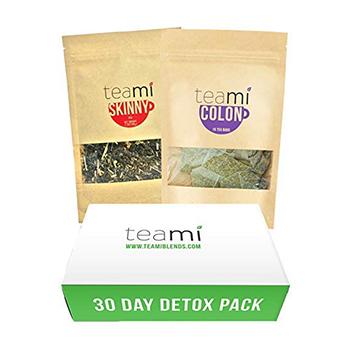 Teami 30 Day Detox Tea Product