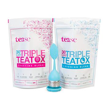 Tease 30 Day Triple Teatox Product