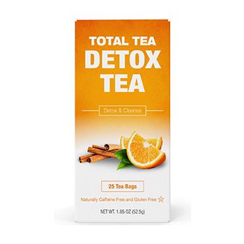 Total Tea Gentle Detox Tea Product