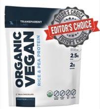Transparent Labs Organic Vegan