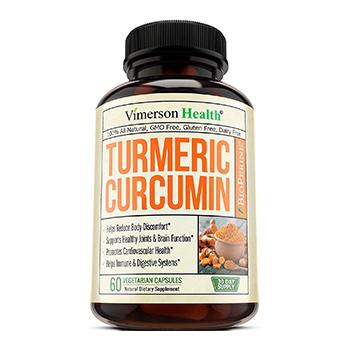 Vimerson Turmeric Curcumin Product
