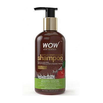 WOW Apple Cider Vinegar Shampoo Product