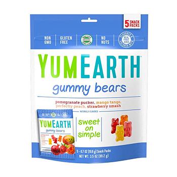 YumEarth Gummy Bears Product