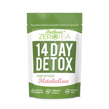 Zero Tea 14 Day Detox Tea Product
