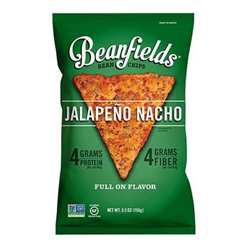 Beanfields Bean Chips Jalapeno Nacho Product