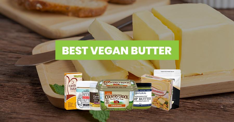 Best Vegan Butter Featured Image