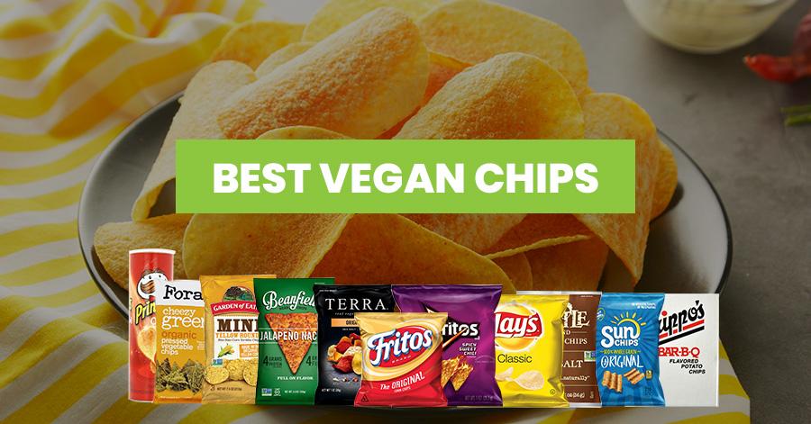 Best Vegan Chips Featured Image