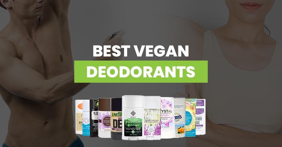 Best Vegan Deodorants Featured Image