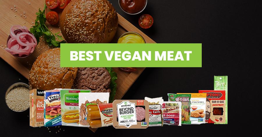 Best Vegan Meat Featured Image