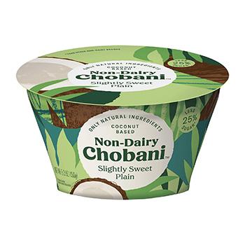 Chobani Non Dairy Coconut Based Yogurt