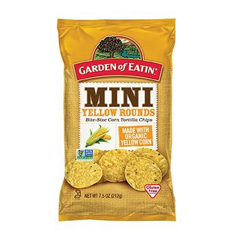 Garden of Eatin Mini Yellow Rounds Product