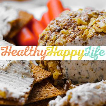 Healthy Happy Life Recipe Blog