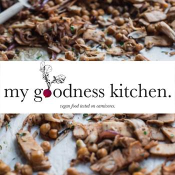 My Goodness Kitchen Recipe Blog