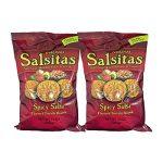 Original Salsitas Spicy Salsa Flavored Tortilla Rounds Product