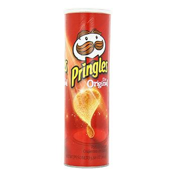 Pringles Original Potato Crisps Product